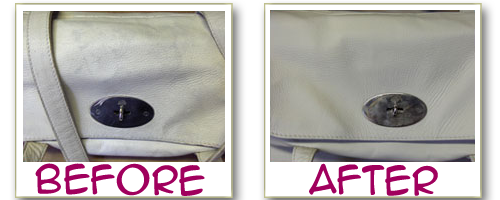 Leather Bag Repair - Leather Purse Repair