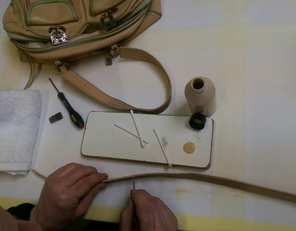 Bag Repairs London Edge Painting and Repairs