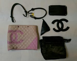 Chanel Handbag Repairs Taken Apart