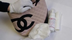 Chanel Handbag Repairs and deep cleaning services